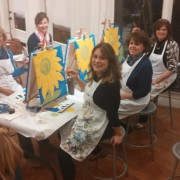CCW Cheers to art painting fun 2